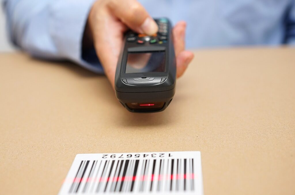 Lens Unit for Barcode Readers